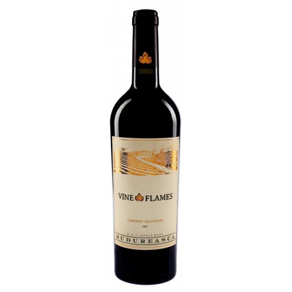 Cabernet-Sauvignon-Vine-in-Flames